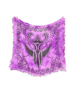 Wiccan Goddess Altar Cloth