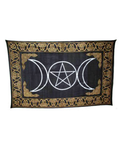 Triple Goddess Tapestry