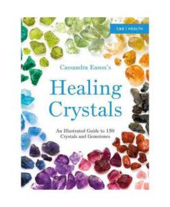 healing crystals book cassandra eason