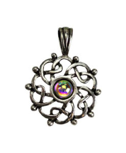 Celtic Completion Pendant Wiccan Jewelry
