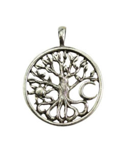 Tree of Life Wiccan Necklace