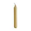 gold chime candle