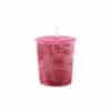 Dragon's Blood Palm Oil Votive Candle