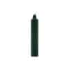 Green pillar candle 9 inches