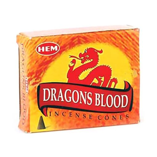 red yellow and orange box with a red dragon on the front
