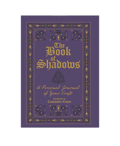 the book fo Shadows Journal by Cassandra Eason