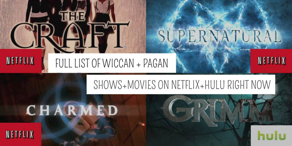 Wiccan movies on netflix