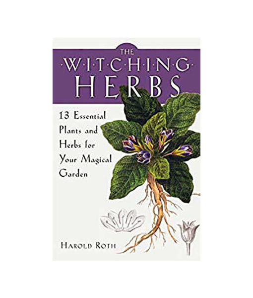 the witching herbs by harold roth