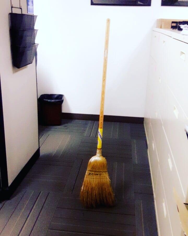 Summer Solstice Broom Challenge Danielle Rogers