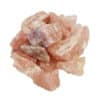 pink calcite untumbled raw unpolished bulk crystals