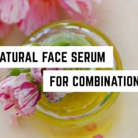diy-face-serum-for-Combination-Skin-natural-beauty-tips
