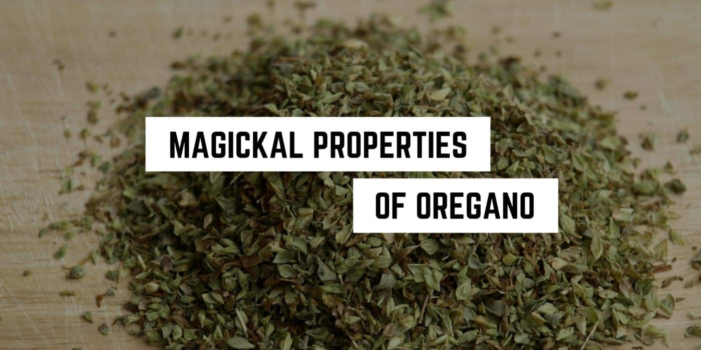 Magickal Correspondences of Oregano » Plentiful Earth